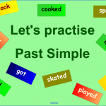 Let's practise Past Simple