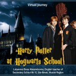 Harry Potter at Hogwarts School